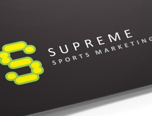 Supreme Sports Marketing Logo Design