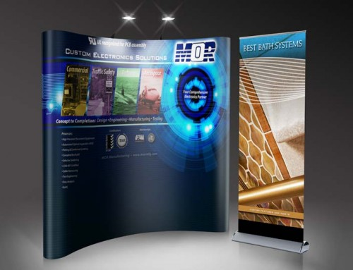 Trade show and Display Graphics
